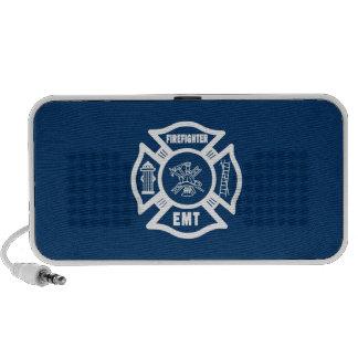 Firefighter EMT Mp3 Speaker