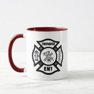 Firefighter EMT Mug