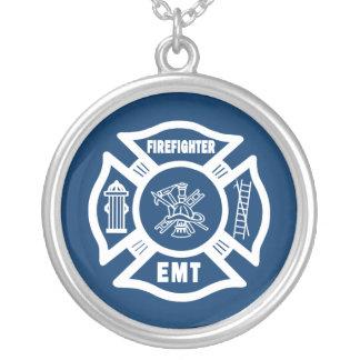 Firefighter EMT Necklaces