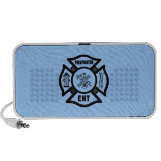 Firefighter EMT Notebook Speaker
