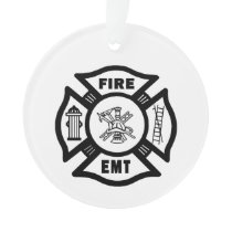 Firefighter EMT Ornament