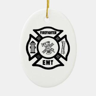 Firefighter EMT Ornaments