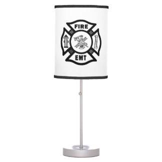 Firefighter EMT Table Lamp