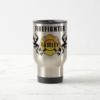 Firefighter Family Travel Mug