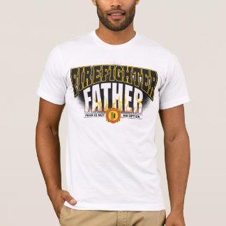 Firefighter Father T-Shirt