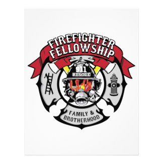 Firefighter Fellowship Campaign Products Letterhead