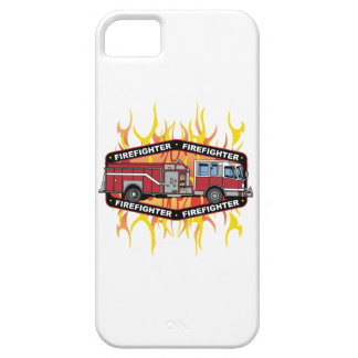 Firefighter Fire Truck iPhone SE/5/5s Case
