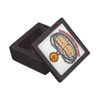 Firefighter for Life Premium Keepsake Boxes