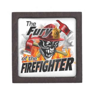 Firefighter: Fury of the Firefighter Premium Keepsake Box