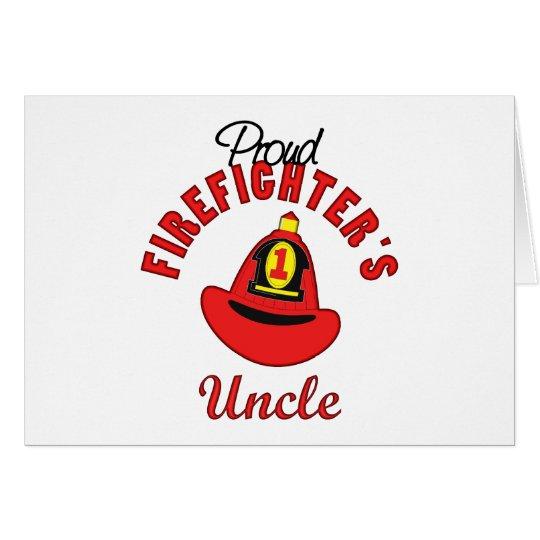 Firefighter Gift Card