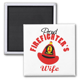 Firefighter Gift Magnets