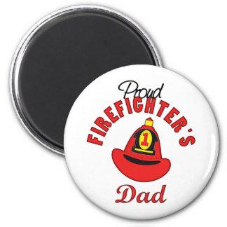 Firefighter Gift Fridge Magnets