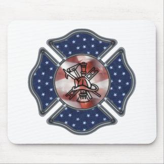 Firefighter Gift Mousepad