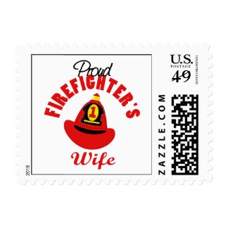 Firefighter Gift Stamp