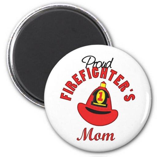 Firefighter Gift Refrigerator Magnet