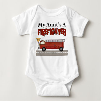Firefighter Gifts Infant Creeper