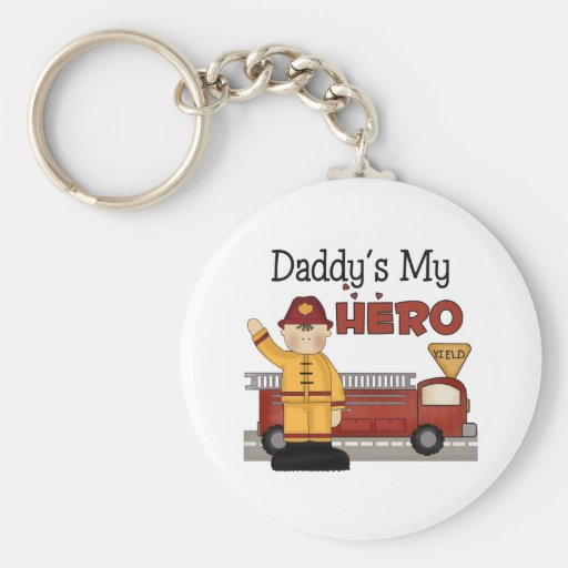 Firefighter Gifts Key Chain