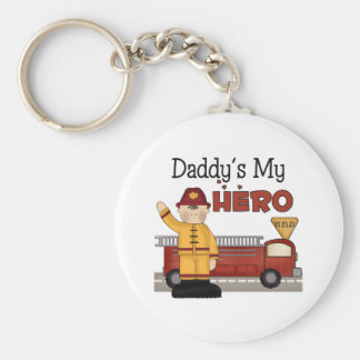 Firefighter Gifts Keychain