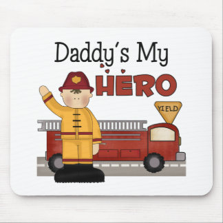 Firefighter Gifts Mouse Pad