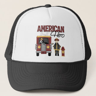 Firefighter Gifts Trucker Hat
