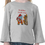 Firefighter Grandpa T-shirts and Gifts