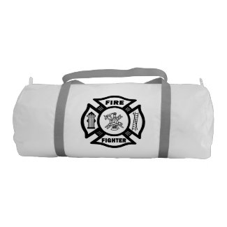 Personalized Firefighter Bags and Backpacks