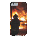 Firefighter Handline Barely There iPhone 6 Case