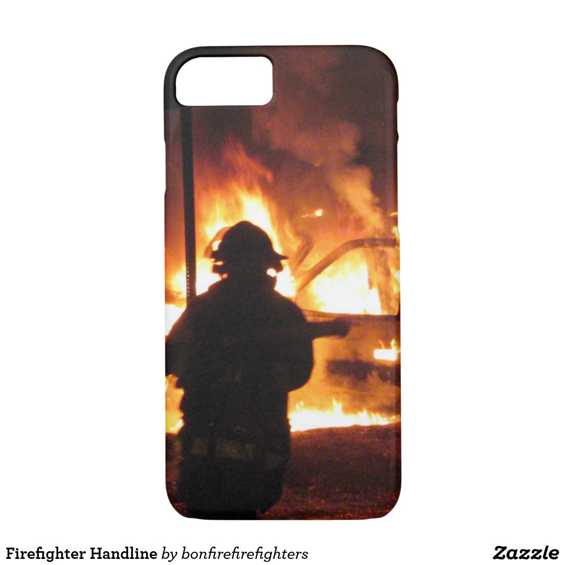 Firefighter Handline iPhone 8/7 Case
