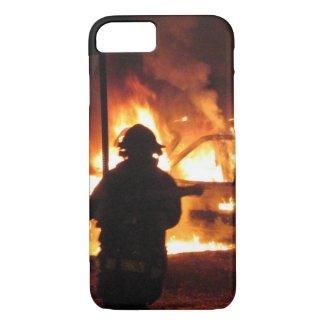 Firefighter Handline iPhone 8/7 Case