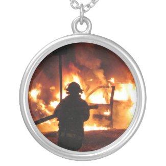 Firefighter Handline Necklaces