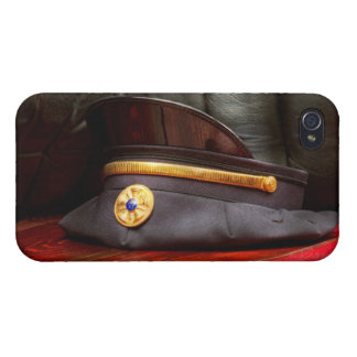 Firefighter - Hat - The ex chiefs hat Cover For iPhone 4