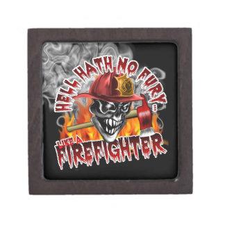 Firefighter: Hell Hath No Fury Premium Trinket Box