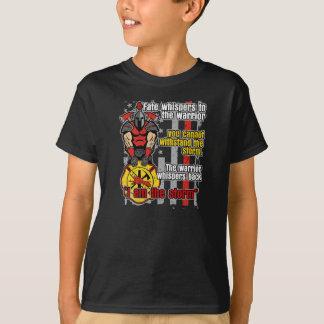 Firefighter I Am the Storm T-Shirt