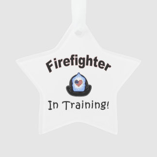 Firefighter In Training