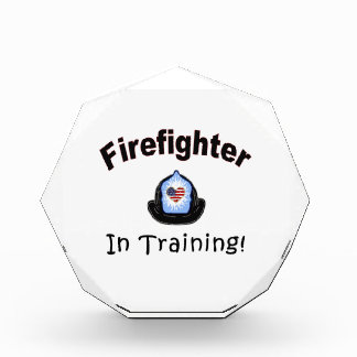 Firefighter In Training Award