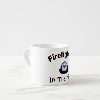 Firefighter In Training Espresso Cup