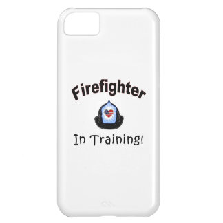 Firefighter In Training iPhone 5C Covers
