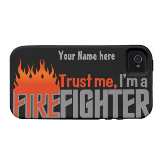 Firefighter iPhone 4 Case-Mate TOUGH