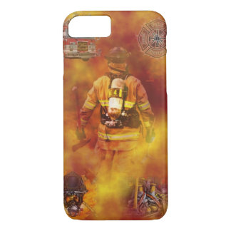 Firefighter iPhone 7 cover