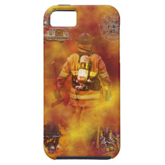 Firefighter iPhone SE/5/5s Case