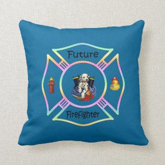Firefighter Kids Pillow