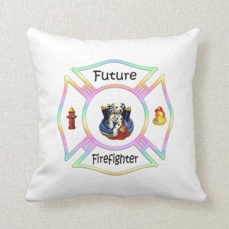 Firefighter Kids Pillows