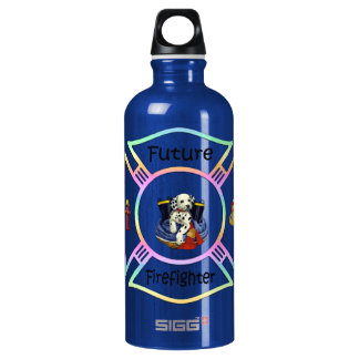 Firefighter Kids SIGG Traveler 0.6L Water Bottle