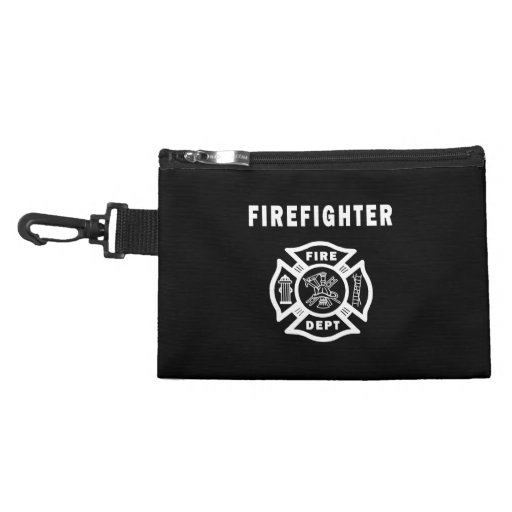 Firefighter Logo Accessories Bags