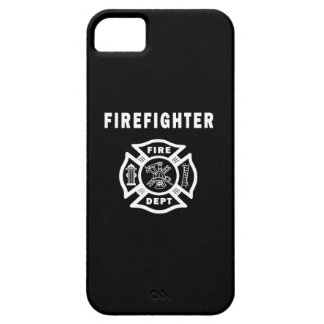 Firefighter Logo iPhone 5 Cases