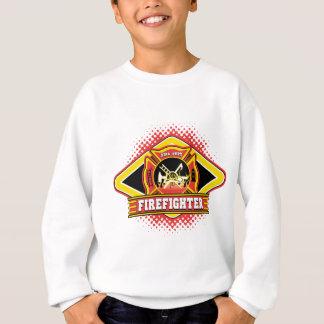 Firefighter Logo Sweatshirt