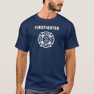 Firefighter Logo T-Shirt