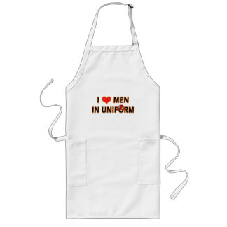 firefighter long apron