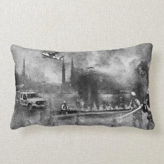 Firefighter Lumbar Support Pillow