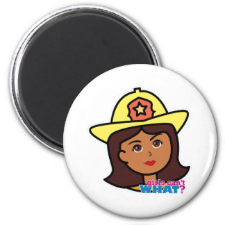 Firefighter Magnets